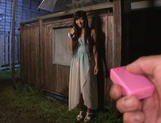 Staggering stimulation for pissy Nana Ogura