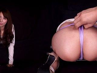 Alice Miyuki likes to play nasty with her guys