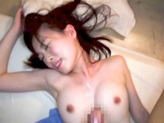 Lustful Japanese amateur Miki Yoshimura sucks and rides rod