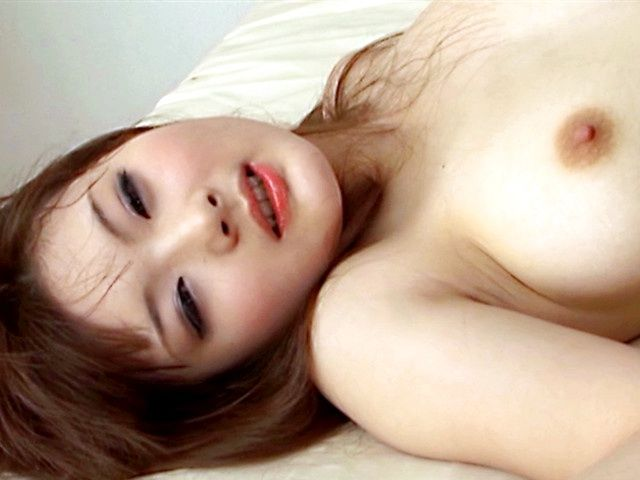 Kinky Azu Hoshitsuki hot cock sucking with cum in mouth
