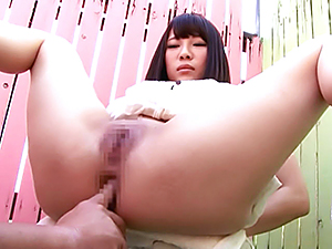 Nasty anal penetration for cute Yuri Sato