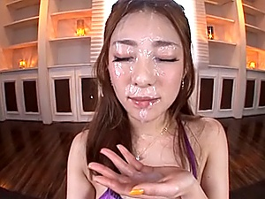 Horny Asian AV chick Minori Hatsune pleases hot guy