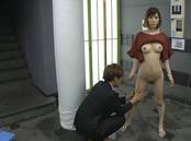 Yuria Ashina hot Asian milf plays doll, gets rear fucking