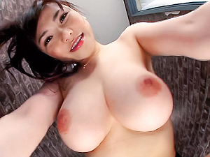 Solo Action With Anri Okita In Hot POV Pussy Play