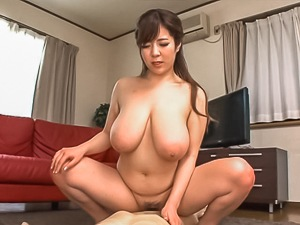 Busty asian milf enjoys hot hardcore sex