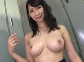 Glorious Asian lady Marina Shiina gets her awesome tits fucked