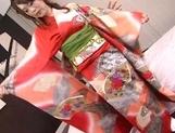 Yuri Kousaka Japanese model enjoys showing off her sexy body picture 11