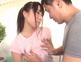 Busty Japanese teen Mao Kurata in extremely hardcore banging