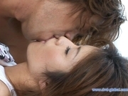 Yuzuru Beautiful Japanese babe likes riding on cock