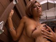 Busty hot milf Kairi Uehara loves it hardcorehot asian pussy, asian ass}