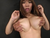 Fantastic Asian bombshell Iroha Suzumura shows off titfuck actionsexy asian, japanese sex}