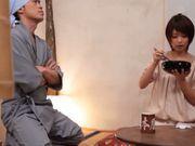 Horny Japanese lady Nanami Kawakami craves for sex