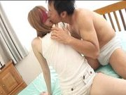 Erika Kurisu Horny Asian babe gets a rear fucking