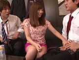 Arousing hottie Kokone Mizutani loves having hard sex picture 12