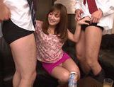 Arousing hottie Kokone Mizutani loves having hard sex picture 14