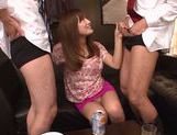 Arousing hottie Kokone Mizutani loves having hard sex picture 15