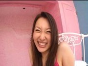 Mai Uzuki Hot Asian babe likes going for cock rides