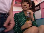 Horny Ruri Nanasawa likes it in dirty porn