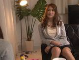 Japanese av model is horny and eager for sex picture 5