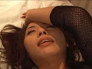 Yuka Osawa Hot Asian doll enjoys cock riding