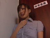 Rough bondage porn for young Kokone Mizutani picture 3