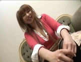 Myuu Hasegawa Hot Asian doll gets her pussy poked with vibrators