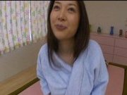 Mai Uzuki Hot Asian model in sexy stockings enjoys a hard fucking
