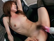 Japanese AV model is sexy in her black stockingshot asian pussy, cute asian}