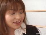 Iori Shina Horny Japanese Gets Pussy Fucked Hard picture 13