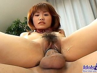 Japanese AV Model Gives Head And Is Fucked From Behind