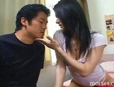 Maria Ozawa Horny Asian babe Goes For A Cock Ride picture 13