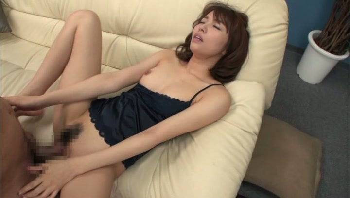 Kinky Asian office girl Arisu Miyuki invites guys for threesome sex tits, asian boobs, big tits boobs
