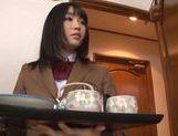 Horny teen Satomi Nomiya loves finger fucking