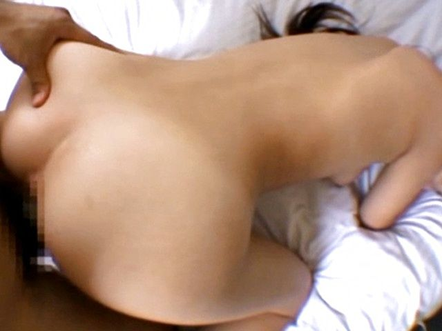 Kana Tsuruta exposes her obsession with rear fucking