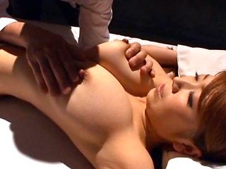 Pretty Yuuka Minase hot and hardcore bondage pleasures