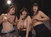 Naughty Asian college girls are into fff masturbation