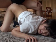 Frisky Asian teen Yuu Kitayama gets full pleasure of hard cockasian sex pussy, asian ass, sexy asian}