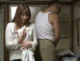 Arousing Hanomi Uehara likes it in solo pleasuring picture 11