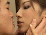 Riko Tachibana Asian model likes being fucked in all positions