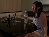 Massage turns wild fro naughty Jun Mamiya