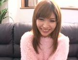 Busty Marumi Yokoyama pleases her horny guy picture 6