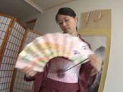 Yuri Hasegawa hot Asian doll gets fucked