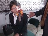 Arousing hottie Miki Horiuchi gets nailed hard picture 8