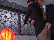 Arousing hottie Miki Horiuchi gets nailed hard