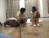Kaede Niiyama lovely Asian doll gets her pussy fingered picture 12