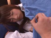 Ai Nikaidou Asian chick enjoys a hard fucking