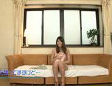 Savory Japanese solo girl Anna Ousaka curves for a cam picture 14