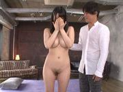 Busty Aoi Nagase gets it deep and rough in a banging