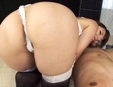 Yui Hatano blows and swallows like a true goddess