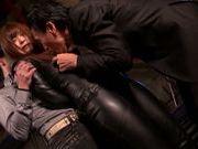Haruki Satou gets dominated in a wild hardcore sceen